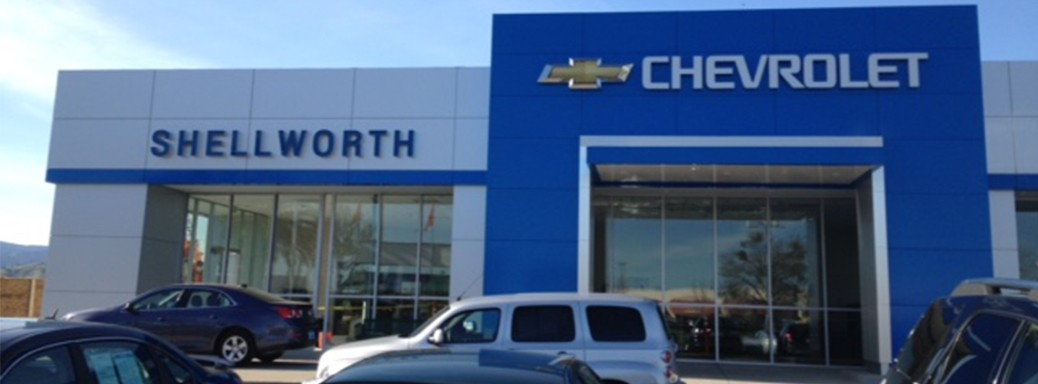 Shellworth Chevrolet - Commercial
