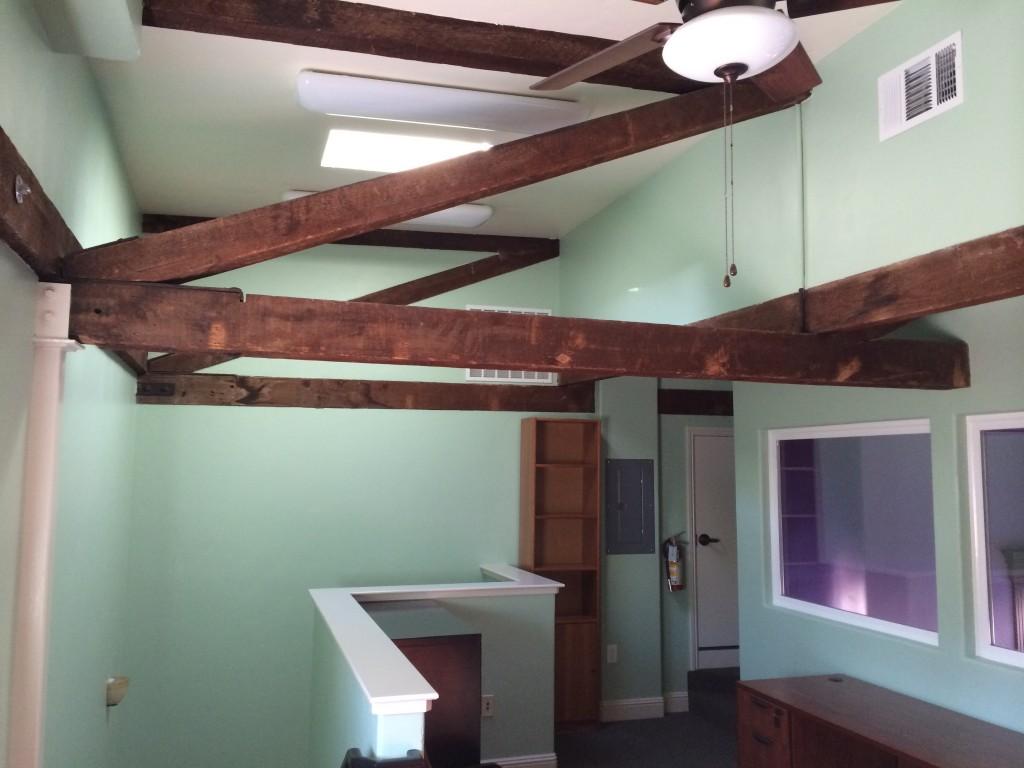 Capp Heritage Tasting Room Napa - commercial tenant improvements 12