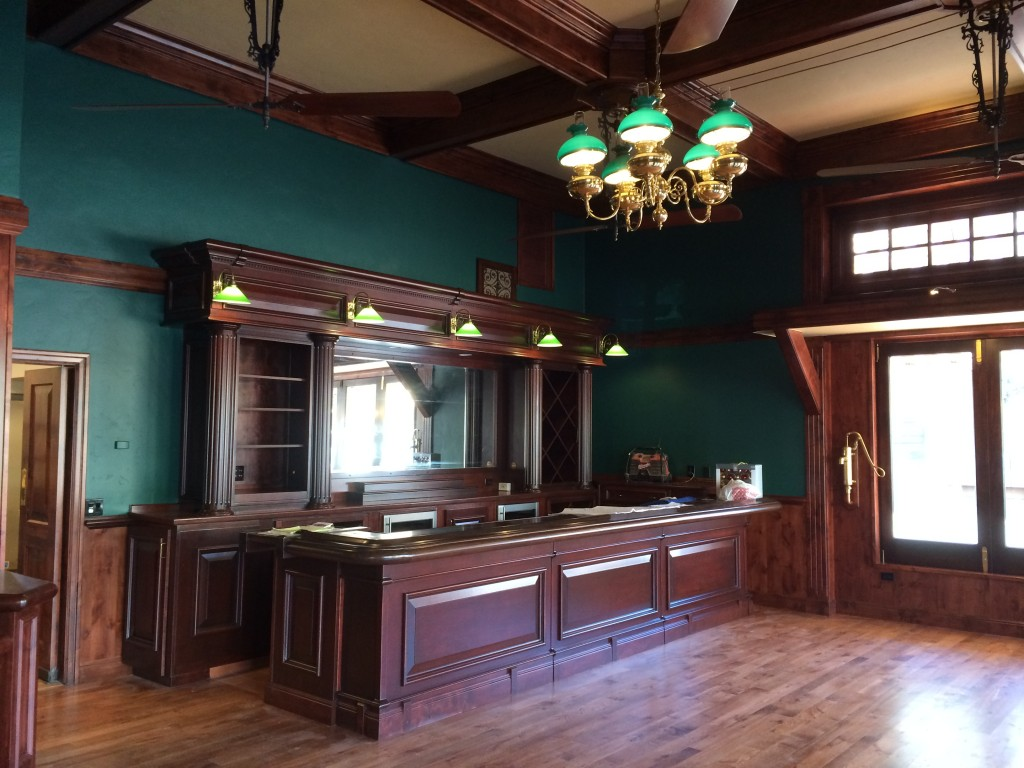 Capp Heritage Tasting Room Napa - commercial tenant improvements 14
