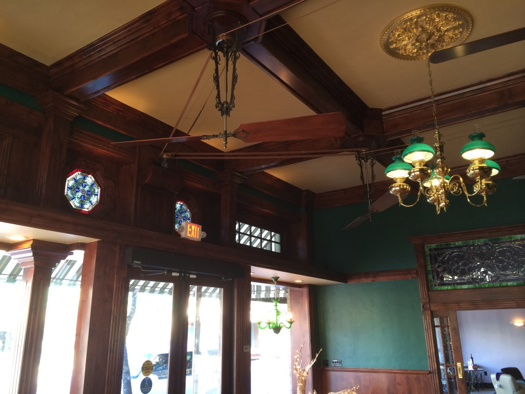 Capp Heritage Tasting Room Napa - commercial tenant improvements 16