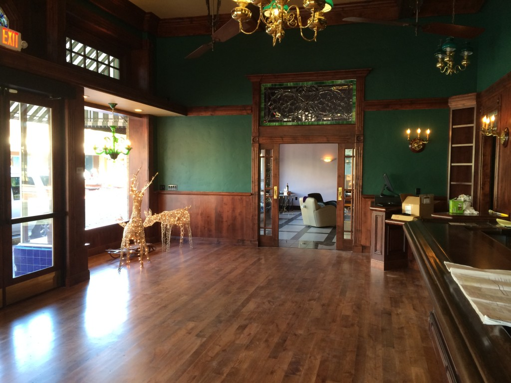Capp Heritage Tasting Room Napa - commercial tenant improvements 17