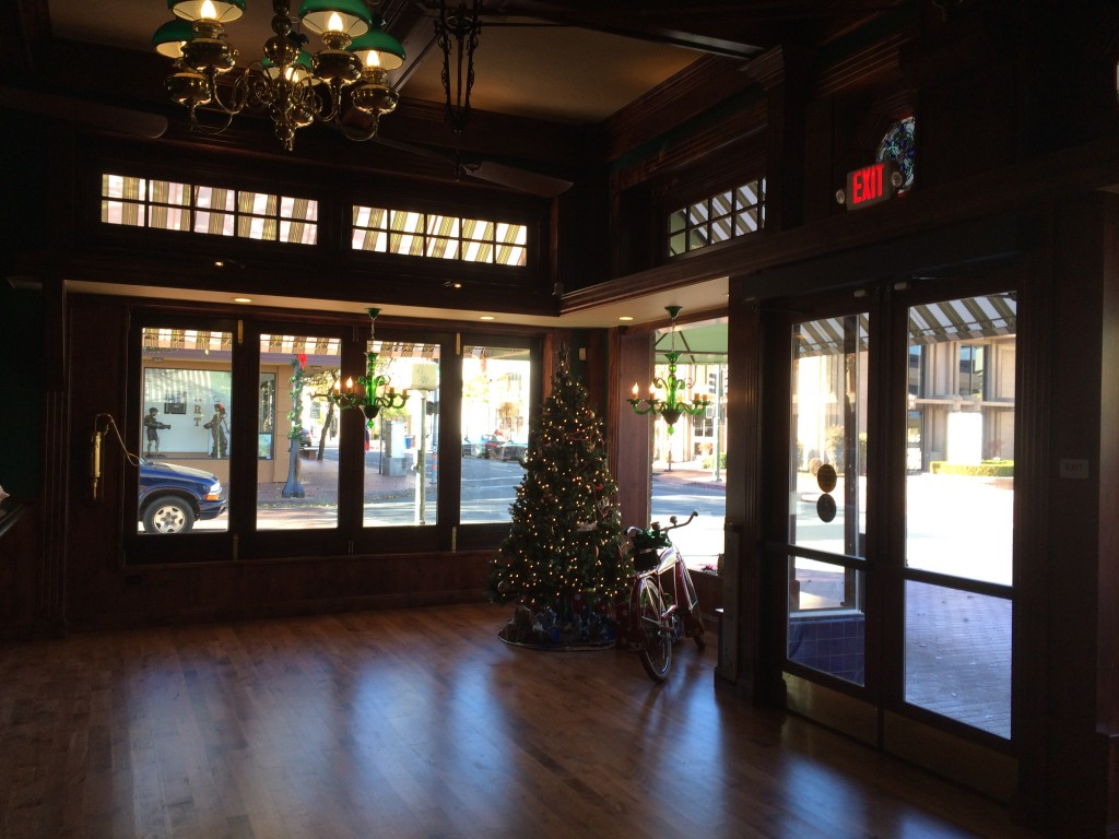 Capp Heritage Tasting Room Napa - commercial tenant improvements 19