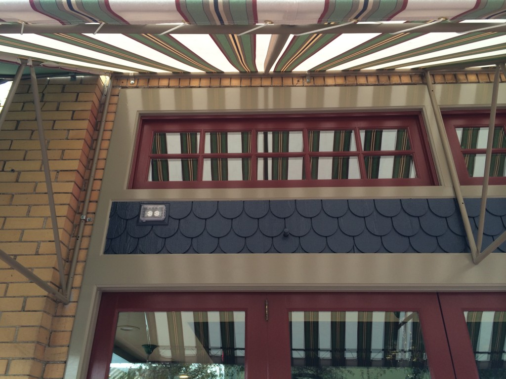 Capp Heritage Tasting Room Napa - commercial tenant improvements 6